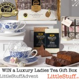 Competition Closing Alert – win a Luxury Ladies Tea Gift Box from Ringtons