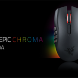 Razer introduces the Naga Epic Chroma Mouse for wireless MMO gaming – Christmas Gift Guide