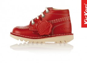 Competition Closing Alert – win a pair of kids Kickers!
