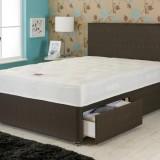 Choosing a new bed… it'll be divan!