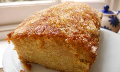 Crunch Top Lemon Cake Mary Berry