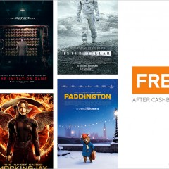 FREE DVD offer at Amazon with limited-time TopCashback joining offer – yes, FREE!