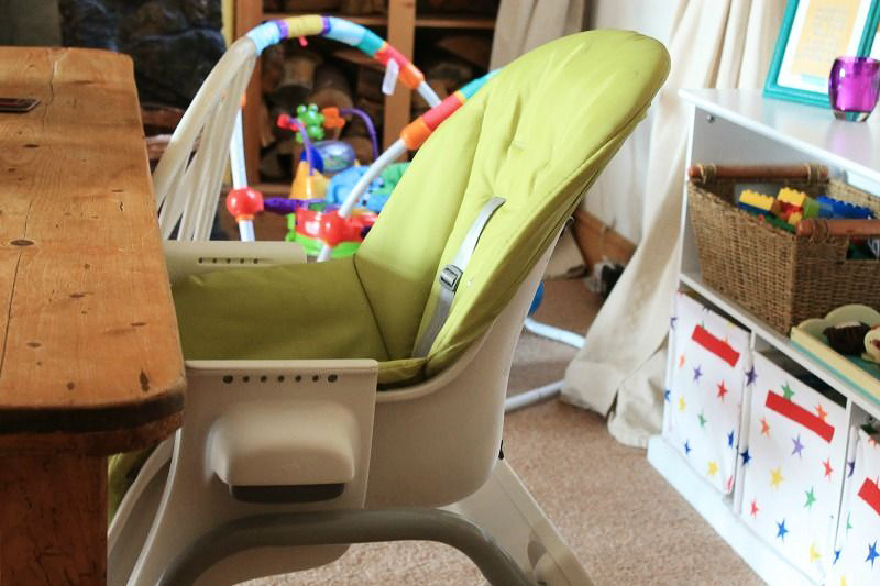 Bon OXO Tot Seedling High Chair Review