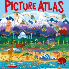Book Sunday – The Childrens Picture Atlas