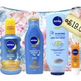 Spotted! Nivea Sun Holiday Sunshine Bag – essential!