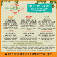 Camp Bestival's Coming – have you booked yet?