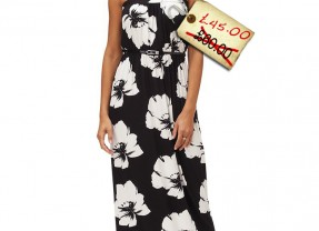 Gorgeous Tall Floral Maxi Dress – Holiday Wardrobe Essentials for Tall Girls