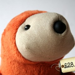 Spotted! The Soft Toy Sloth. Trust me; you'll know you need her once you see her…