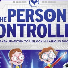 The Person Controller – David Baddiel's most excellent new children's book