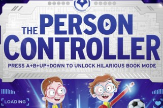 Win a copy of The Person Controller – David Baddiel's most excellent new children's book