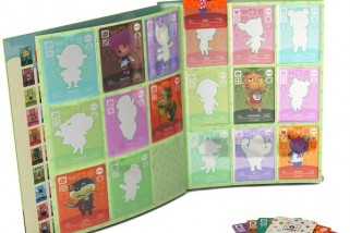 Spotted! Animal Crossing amiibo Cards Collectors Album – Series 1