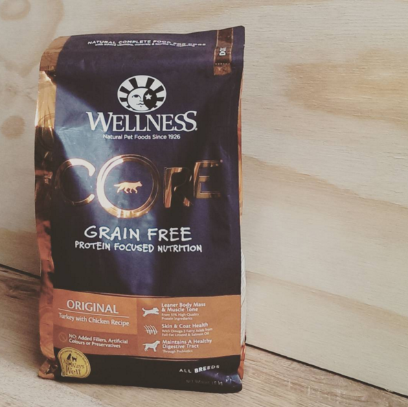Wellness Core For Dogs Grain Free Pet Food Willingly