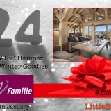 Closing Soon! Win a Mouthwatering Winter Hamper worth £150 from Ski Famille! | #LittleStuff24