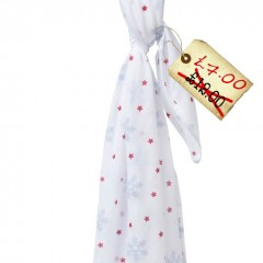 Spotted! Organic Piccalilly Muslin reduced to £7!