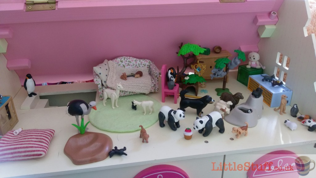 Some Toys Just Keep On Giving Playmobil Animal Families