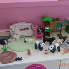 Some Toys Just Keep On Giving – Playmobil Animal Families