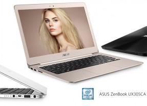 It's skinny & quick & brill and… 5 reasons to LOVE the Asus ZenBook UX305CA