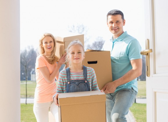 Our 7 Steps to a 'Stress Free' Move