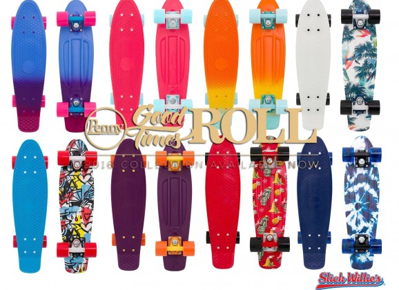 3 days left to win a Penny Skateboard worth £110!