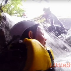 Madness – ever tried Ghyll Scrambling in the Lake District?