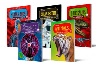 Win £80 Collins 'Fascinating Facts' Set in Day 7 of #BackToSchoolBooks