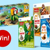 Win A Letts 'Wild About' bundle plus LEGO in Day 6 of #BackToSchoolBooks