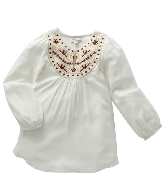 navaho blouse by nutmeg