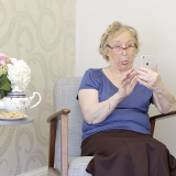 Grannies Try Snapchat (dare you not to grin).