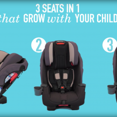 Graco Milestone Review – the only car seat you need to buy? #GenerationGraco