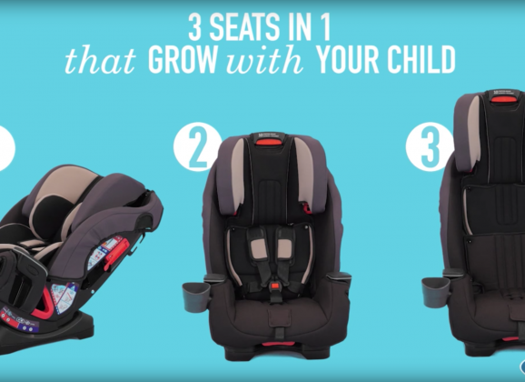 Graco Milestone Review – the only car seat you need to buy?