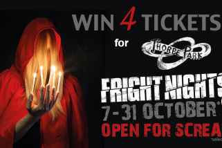 Thorpe Park Fright Nights Tickets Giveaway!