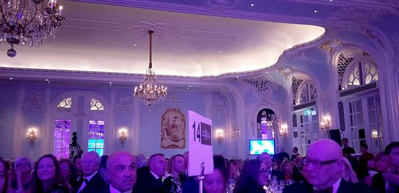 British Guild of Travel Writers Awards (thank you Rixos Hotels!) #BGTWawards
