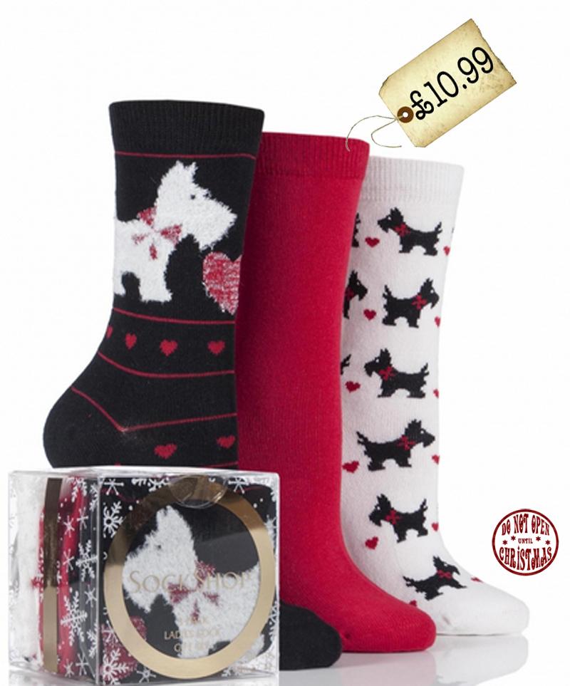 novelty dog socks ladies