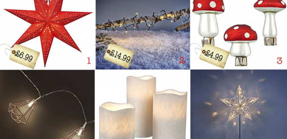 3 for 2 Christmas Lighting & Decorations at Clas Ohlson!