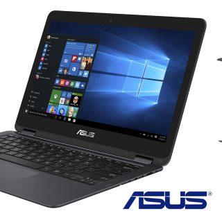 win £850 ZenBook Flip UX360CA