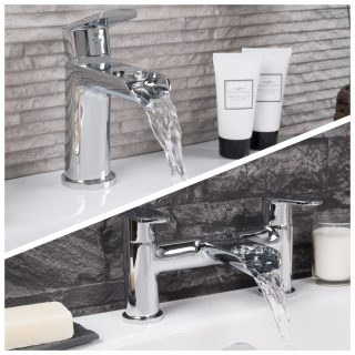 Win A Designer Waterfall Tap Pack