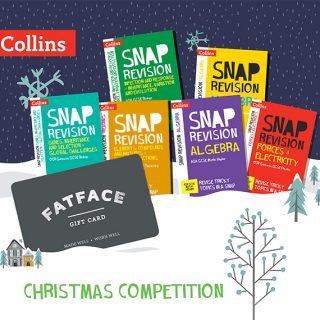 Win the Collins GCSE Snap Revision Guides & £50 Fatface Voucher