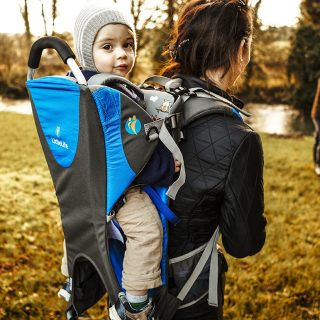 WIN an £80 LittleLife Ranger Child Carrier!