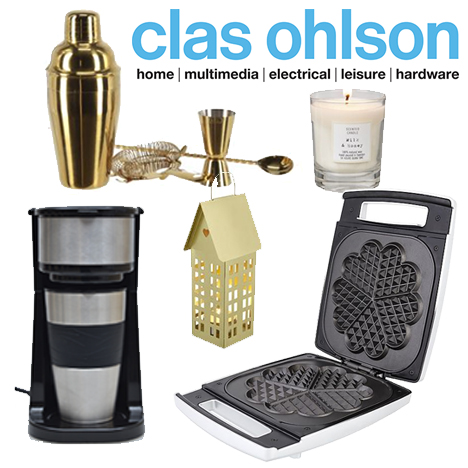 shaker clas ohlson