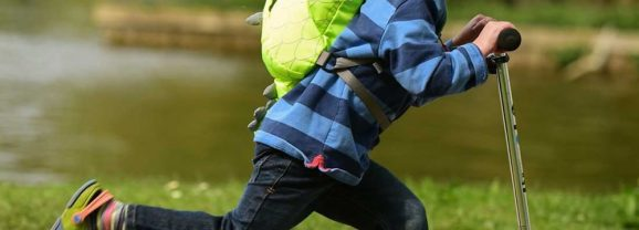 Be Safe, Be Seen – we love these Hi-Vis ActionPaks.
