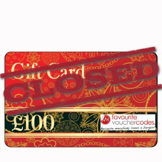 Win £100 High Street Gift Card