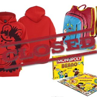 Win A Beano Bundle!