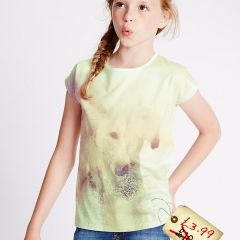 Spotted – Gorgeous Girl's Horse T-Shirt Under £4 from M&S!