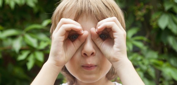 When do I get my child's eyes tested?