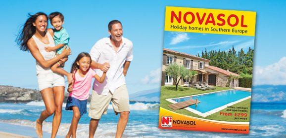 Be sure to check NOVASOL's Southern European Brochure
