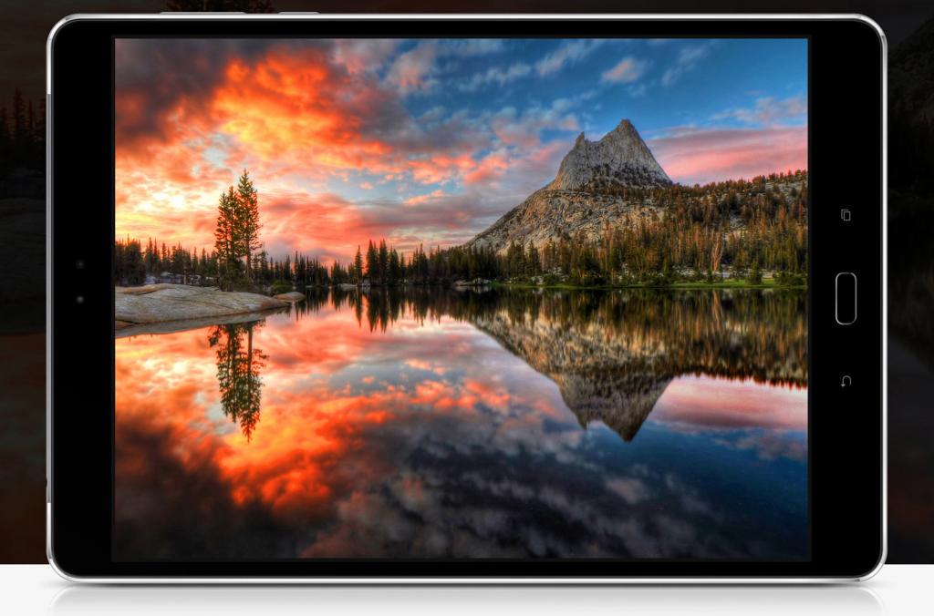 review of Zenpad 3s 10 screen
