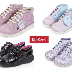 Heads Up! Glorious New Girls Kickers Are In!