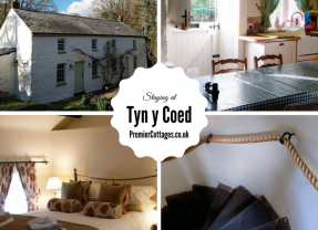 Holidaying in Luxury in the Brecon Beacons | Tyn y Coed Review