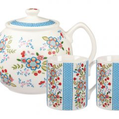 The Caravan Trail Tea For Two #MothersDay