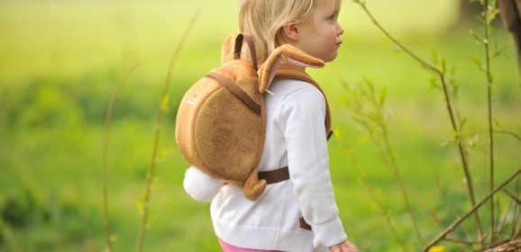 Win 1 of 10 LittleLife Toddler Bunny Rabbit Backpacks!